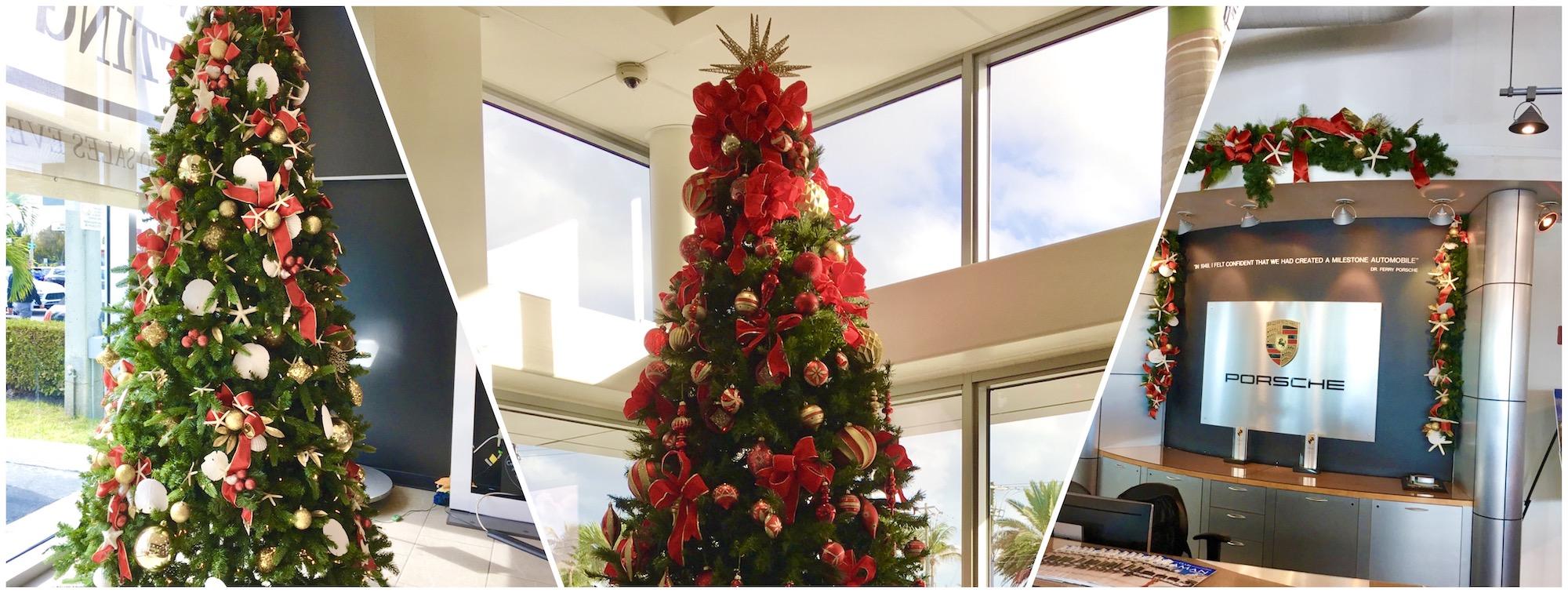Car Dealership Decor Services - West Palm Beach , FL Velene's Floral