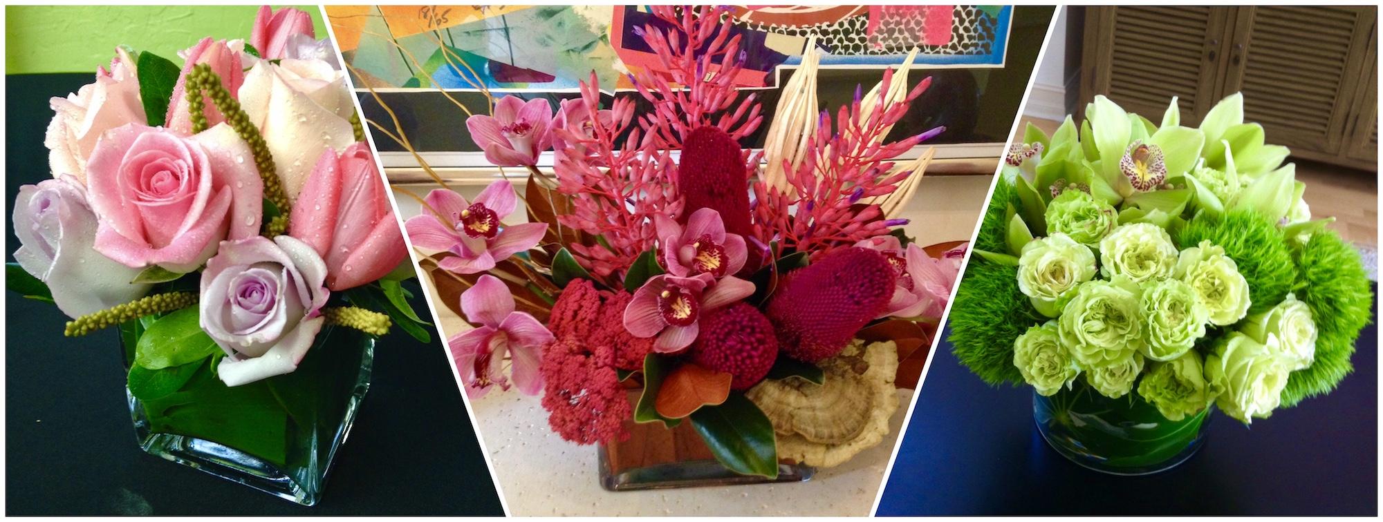 Private Jet Floral Arrangement Service - West Palm Beach, FL Velene's Floral