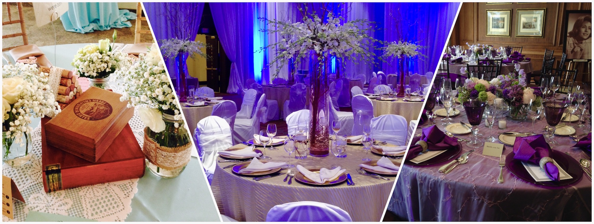 Corporate Event Floral Decor Services - West Palm Beach, FL Velene's Floral