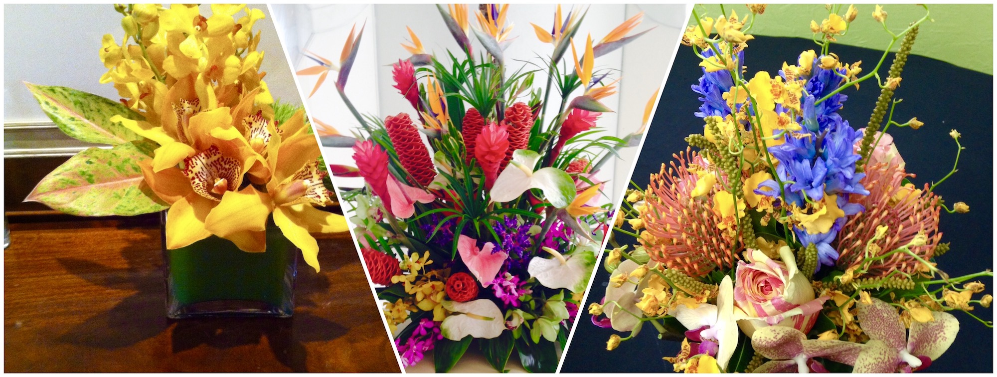 Yacht Floral Arrangements Service - West Palm Beach, FL Velene's Floral