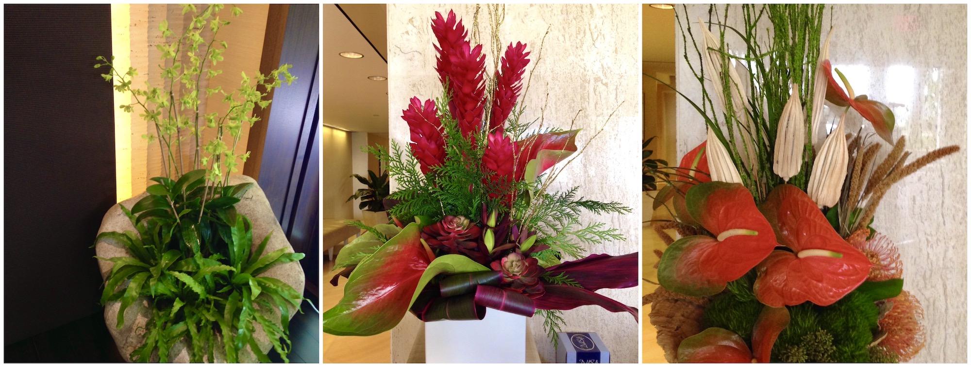 Hotel Floral Arrangements Service - West Palm Beach, FL Velene's Floral