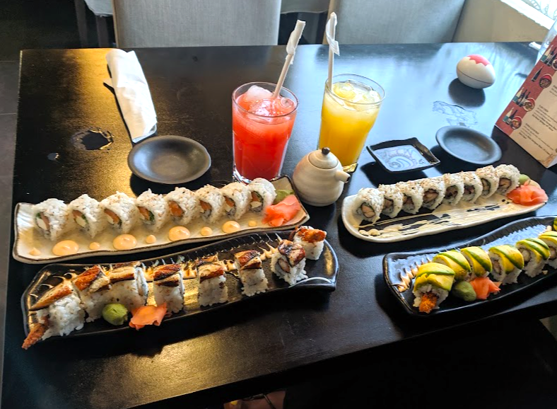 Sora Japanese Sky Cuisine